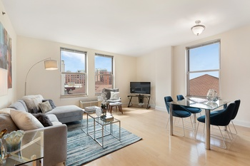 Luxury 2 Bedroom Condo in Downtown Jersey City
